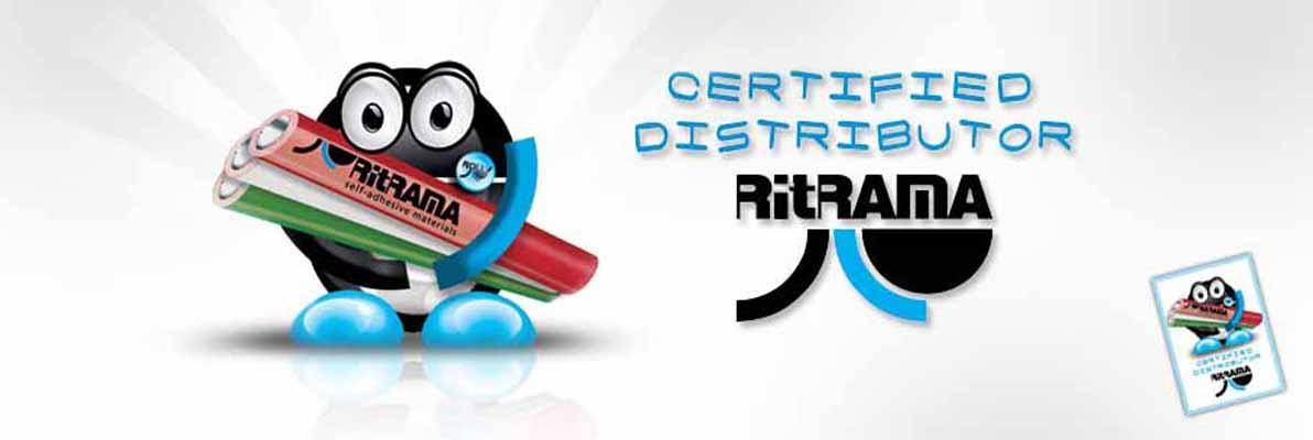 Sticker Ritrama Media Grafindo